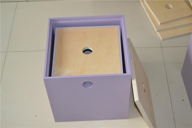 Fashionable collection box 2