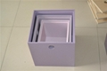 Fashionable collection box 6