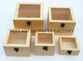 Promotion gift box wooden jewelry box jewelry box container 6