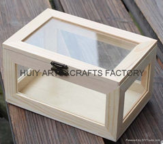 Promotion gift box wooden jewelry box jewelry box container