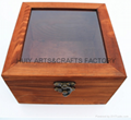 Promotion gift box wooden jewelry box jewelry box container 11
