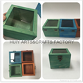 Promotion gift box wooden jewelry box jewelry box container 12