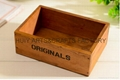 Home and kitchen use wooden crate,wooden serving tray with out handle