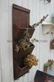 Wooden garden flower planters and pots               18