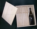 3-bottle wine box