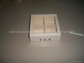 Wooden tea box 1