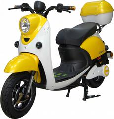Mini-Qbi  E-Bike