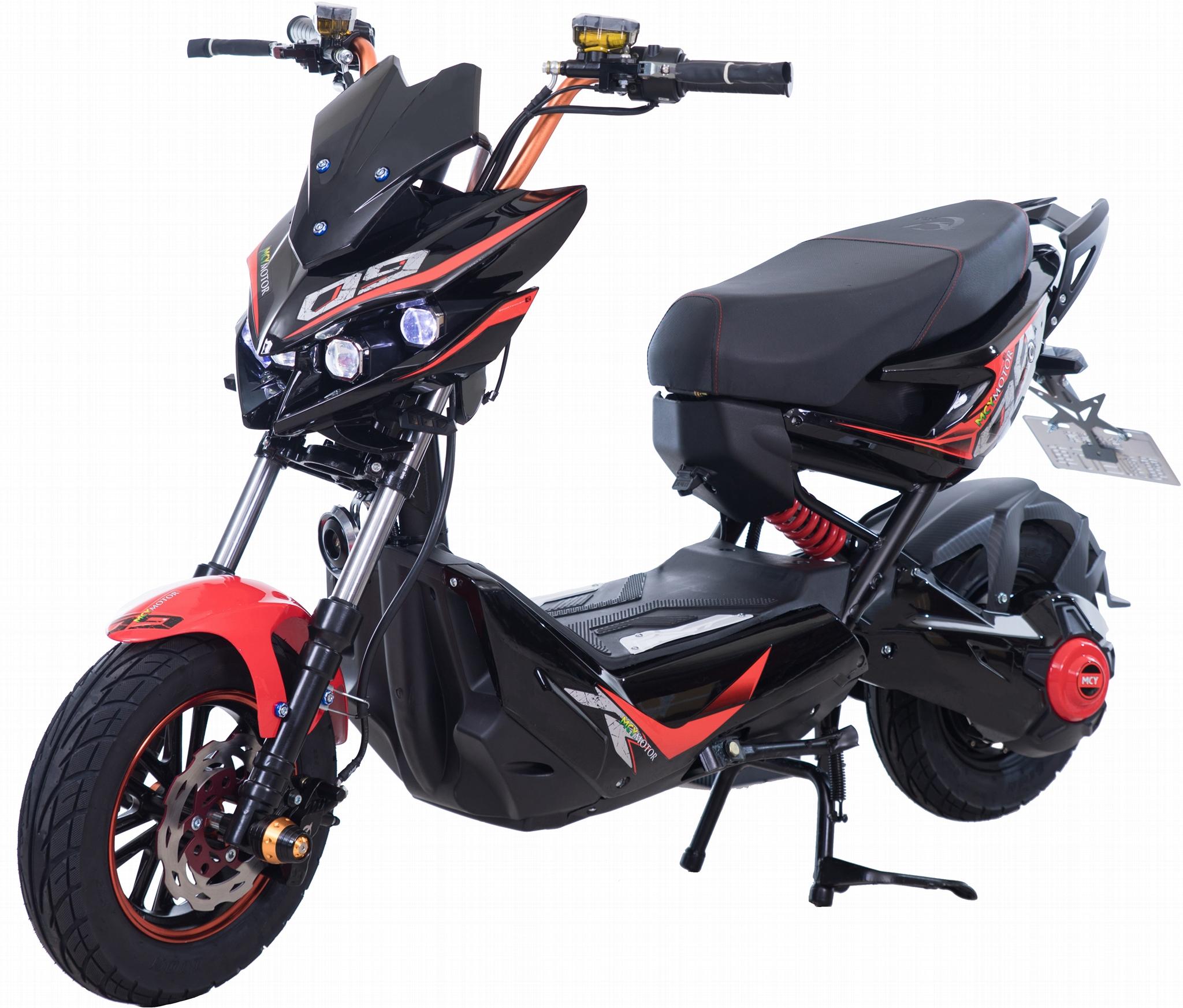 MCY 09 刀鋒電動自行車 1
