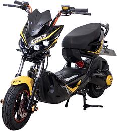 MCY 09 刀鋒電動自行車 3