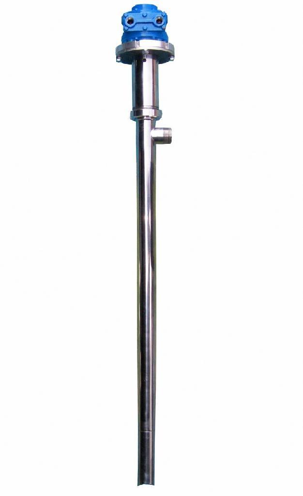 气动螺杆式高黏泵浦  1