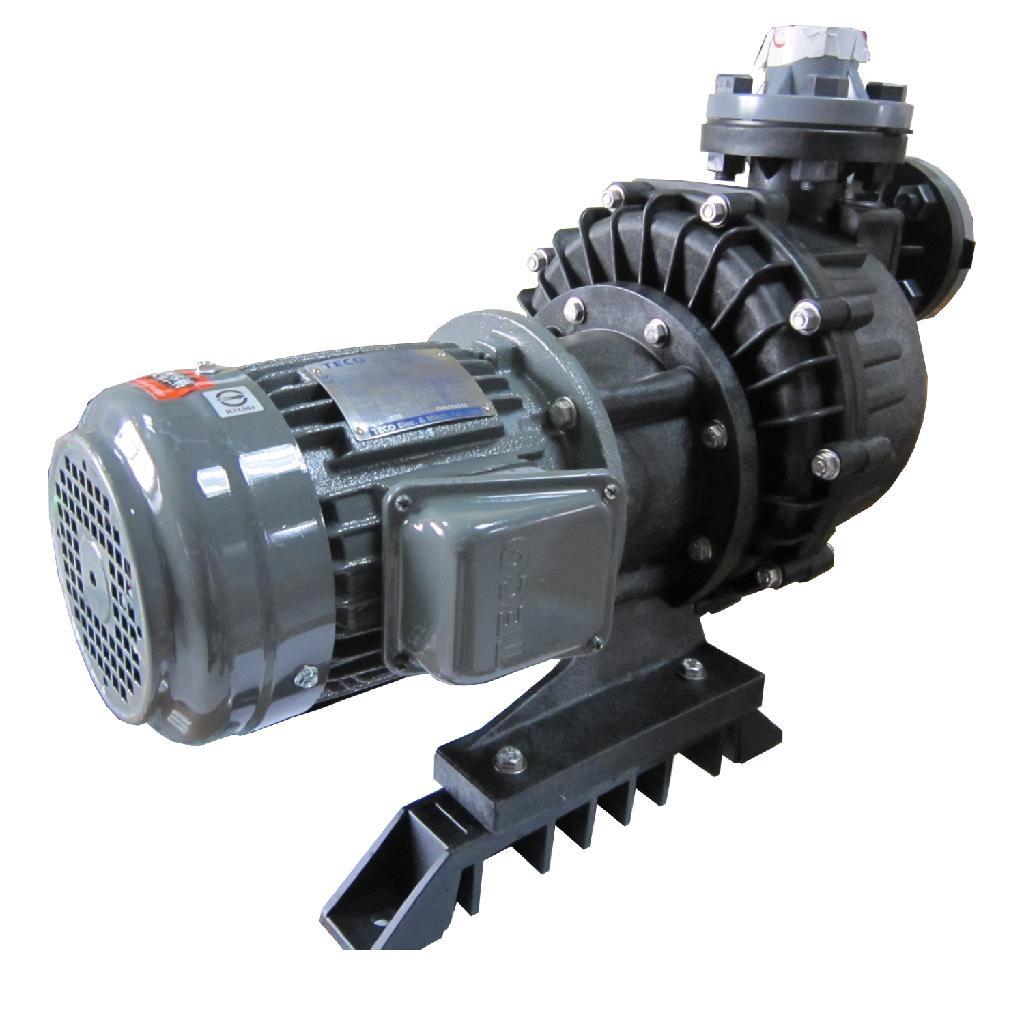 Horizontal self-absorption acid pump 2