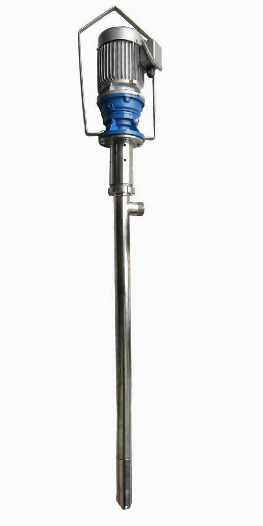 電動螺桿式高黏泵浦  1