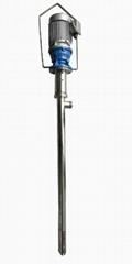 電動螺桿式高黏泵浦
