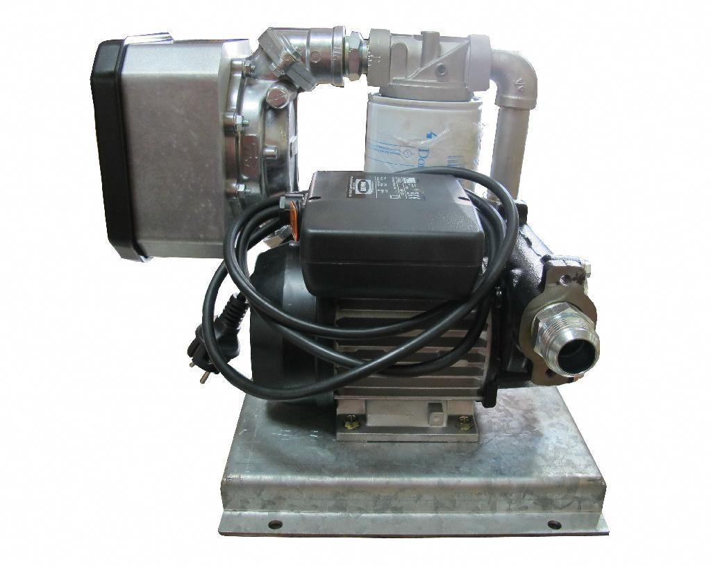 電動油槽式抽取幫浦 3