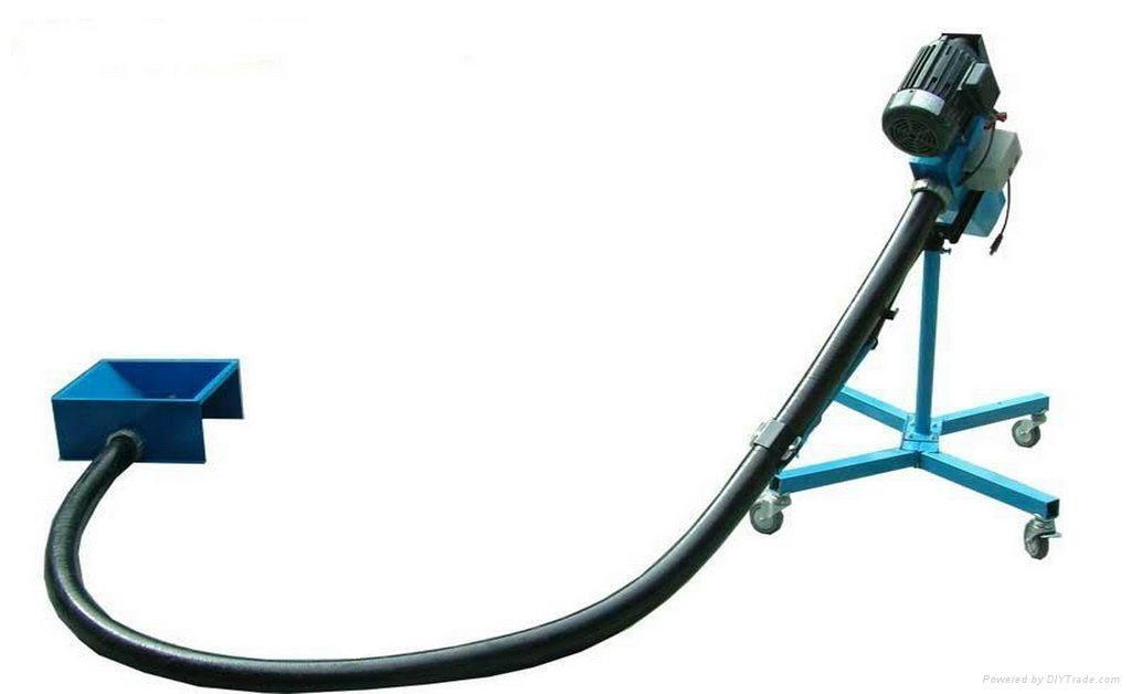可挠性螺旋输送器 2
