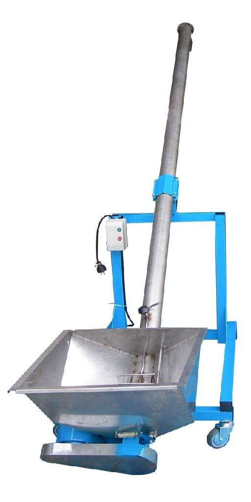 硬式螺旋输送器 1