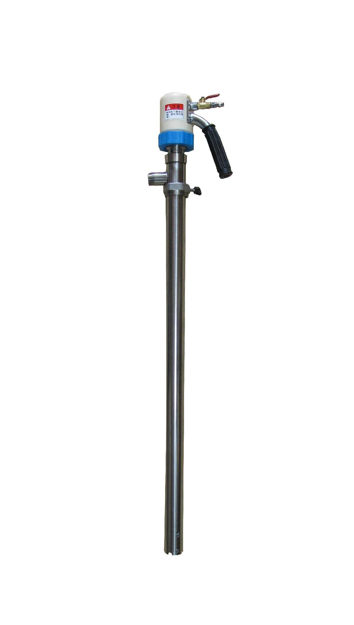 氣動葉片式手提泵浦 1