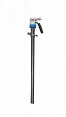 Air-operated portable centrifugal pump