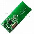 无线收发模块 2.4G无线模块 RFID技术 nRF2401 1