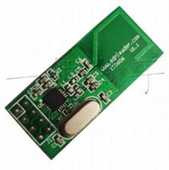 無線收發模塊nRF24L01