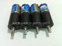TE-16SJ2-12-576(Micro geared motor)