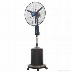 High Pressue Mist Fan Nozzle Type Big Misting Volume
