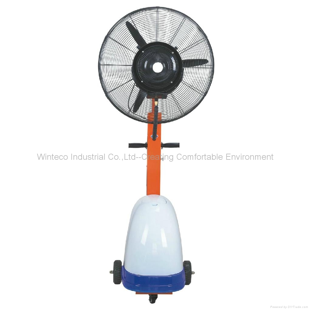 Misting Fans Product : Centrifugal mist fan inch w c p winteco china