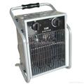 Embossed Industrial Fan Heater 2-15KW