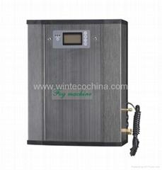 High Pressure Fog Machine 10 Nozzles Humidifie 24V safety voltage Square Shape