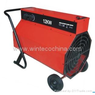 Octangonal Industrial Fan Heater 2-30KW 2