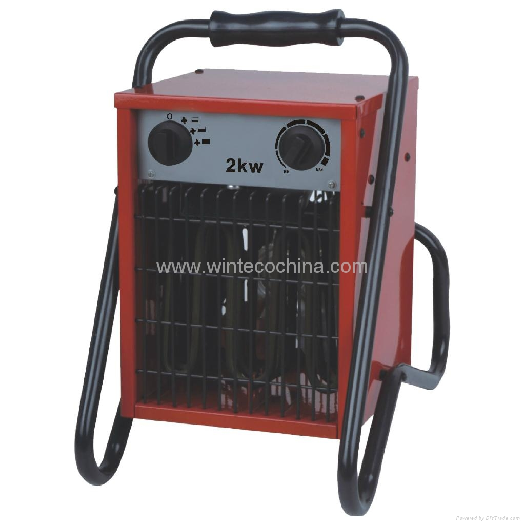 Square Industrial Fan Heater 2-22KW 2
