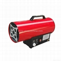 Gas/LPG Space Heater 10-50KW Automatic