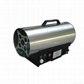 Gas/ LPG Space Heater 10-50KW Stainless