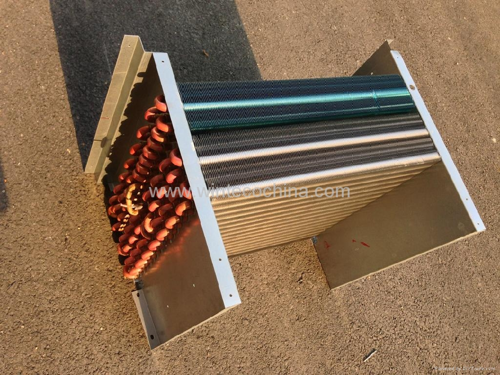 Industrial equipment heat exchanger copper coils - Winteco ...