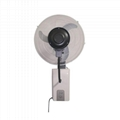 18 inch wall-mounted centrifugal mist