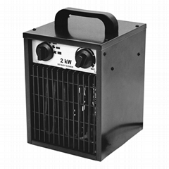 2KW portable industrial electrical fan heater