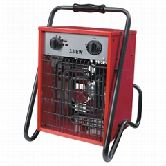 3.3KW portable industrial electrical fan heater (Hot Product - 1*)
