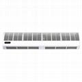 Cross-flow PTC heating air door WCH-09