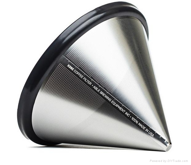 Stainless Steel Coffee Filter/ 2