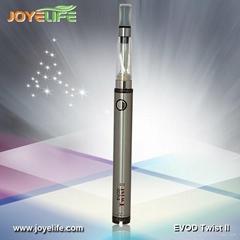 Best electronic cigarette Joyelife Evod twist 2 1600mahvariable  voltage