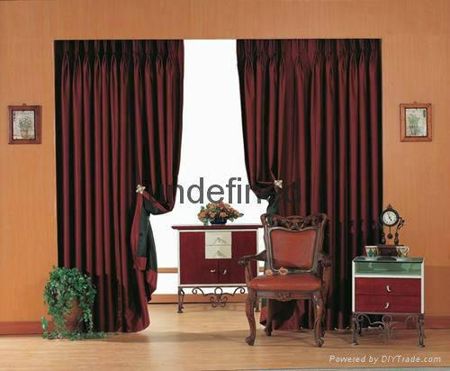 长沙办公窗帘 3