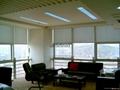 长沙办公窗帘 1