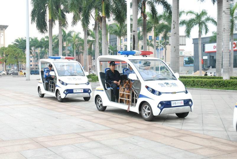 电动巡逻车 3