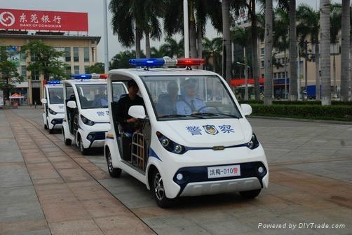 电动巡逻车 4