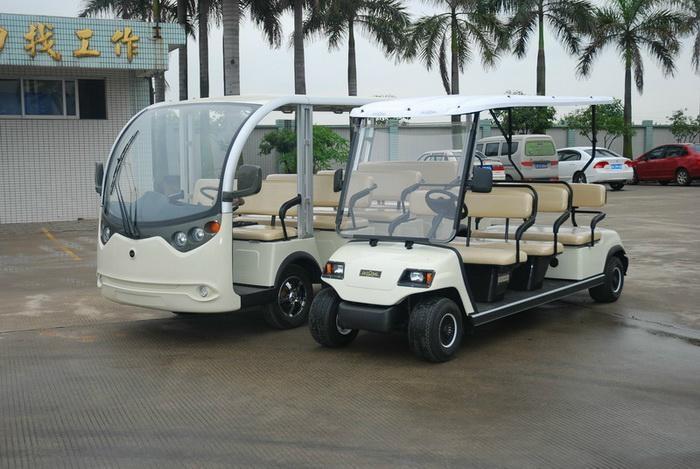 電動旅遊觀光車 2