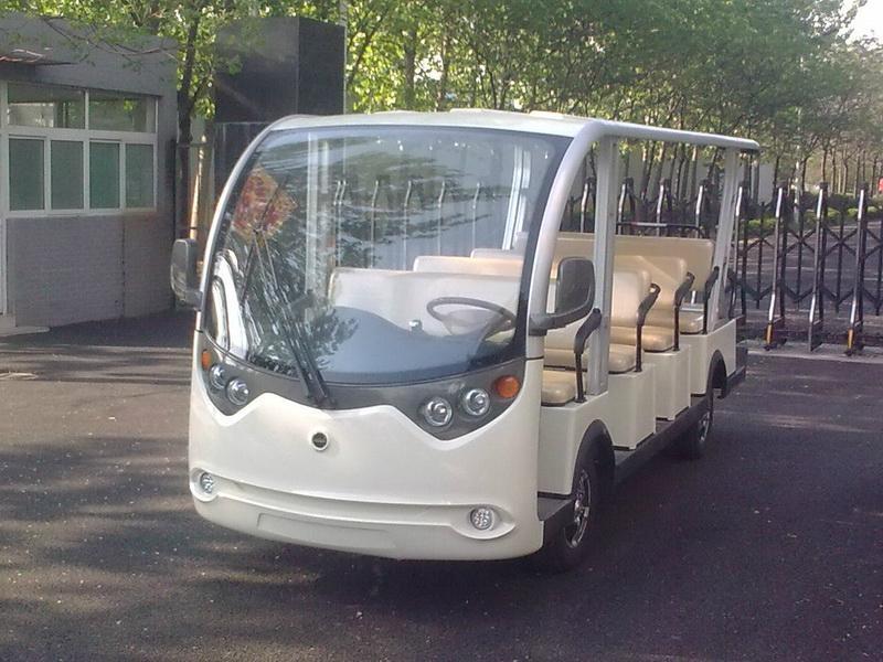 電動旅遊觀光車 3