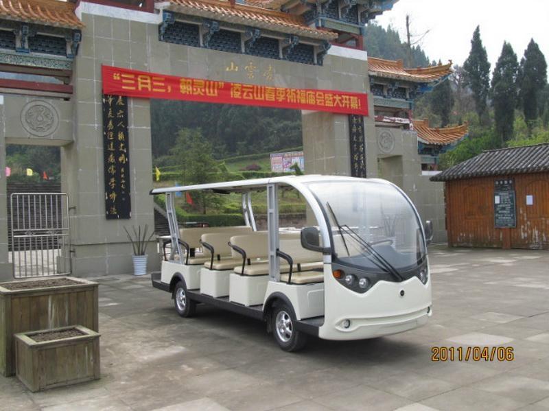 電動旅遊觀光車 4