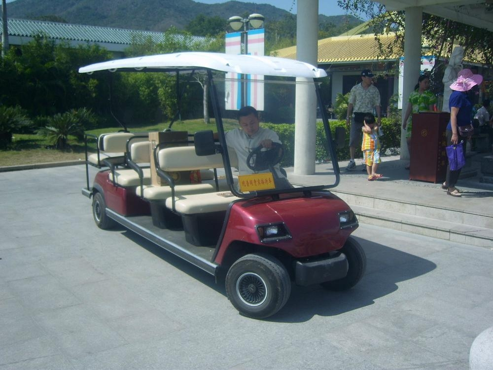 高尔夫观光车 3