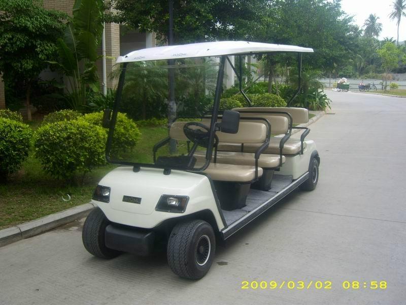 高尔夫观光车 4