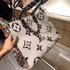 LV bag neverfull nw shoulder bag lv Cluny MM top handles High-end replica